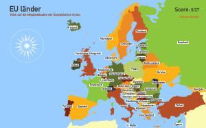 Europaische Union. Toporopa