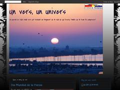Un vers, un univers