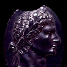 Retrato del emperador César Augusto