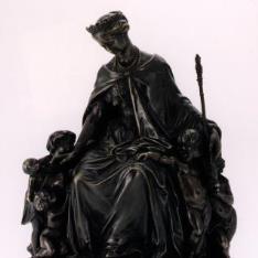 Alegoría de la emperatriz Eugenia