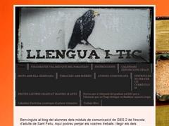LLENGUA I TIC