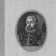 Retrato de Johann George, Elector de Brandeburgo