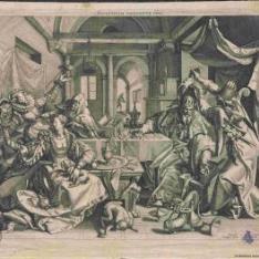 Alegoría de la riqueza, la lujuria y la estupidez