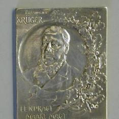 Medalla del presidente Kruger