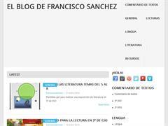 El blog de Francisco Sánchez