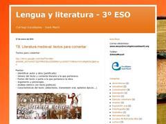 Lengua y Literatura - 3º ESO