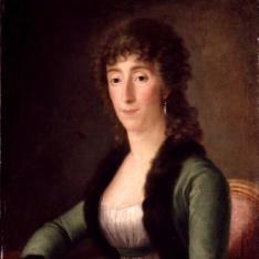 María Guillermina de Baquedano y Larreategui, Duquesa de Veragua