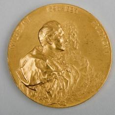 Gran Medalla de la Exposición Internacional de Berlín de 1896