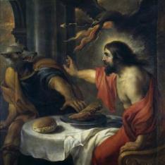 Júpiter y Licaón