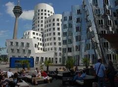 Düsseldorf, un decorado para el futuro