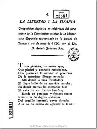 La libertad y la tirania