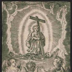 El Niño Jesús triunfante sobre la muerte
