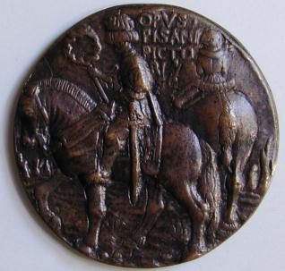 Medalla de Gianfrancesco Gonzaga
