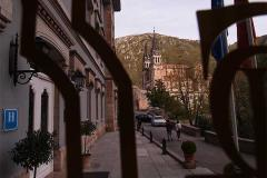 Habitaciones con vistas a la basílica de Covadonga