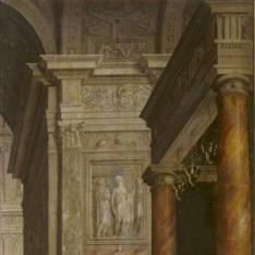 La Presentación de la Virgen en el Templo. La Visitación. La Adoración de los Reyes Magos