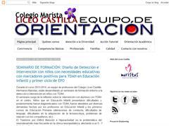 Blog del Equipo de Orientación del Colegio Liceo Castilla