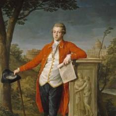 Francis Basset, I barón de Dunstanville