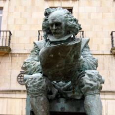 El bufón Francisco Bazán