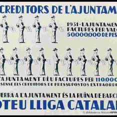 Voteu Lliga Catalana