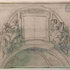Decoración para la Capilla Pío