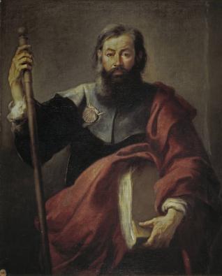 El Apóstol Santiago