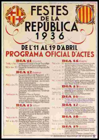 Festes de la República 1936