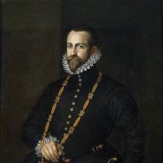 Retrato de caballero de la Orden de Calatrava