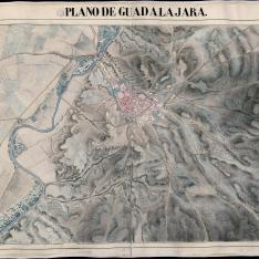 Plano de Guadalajara
