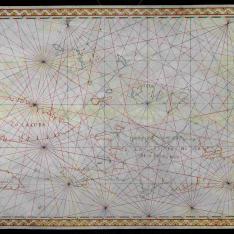 Mapa dela Ysla de Sto. Domingo parte de puerto Rico, Ysla de quba Y jamaica