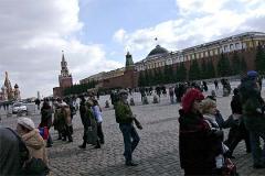 'Tour' por el Moscú soviético