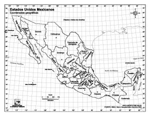Interactive Map Where Is It States Of Mexico Mapas Interactivos