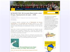 Seminario Servicios Socioculturales y a la Comunidad de Asturias