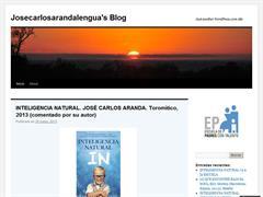Josecarlosarandalengua´s blog
