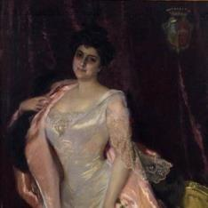 Mercedes Mendeville, condesa de San Félix