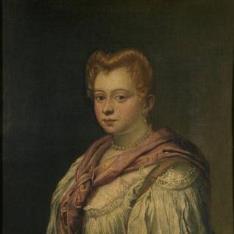 Joven veneciana