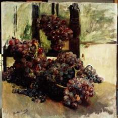 Uvas negras