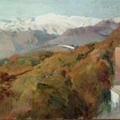 Sierra Nevada en otoño, Granada