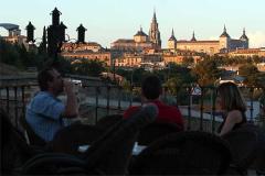 Grandes vistas sobre Toledo