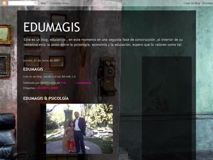 http://edumagis.blogspot.com