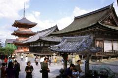 Kioto, perfumes de primavera