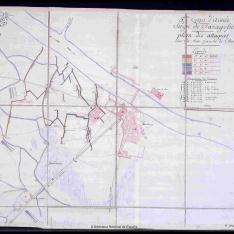 5eme. Corps d'Armée. Siége de Saragosse