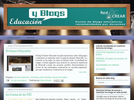 Educación y Blogs