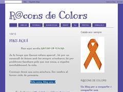 Racons de colors