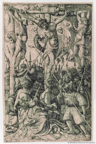 La gran Crucifixión