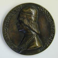 Medalla de Giovanni II Bentivoglio