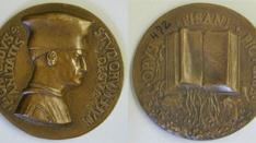Medalla de Pier Candido Decembrio
