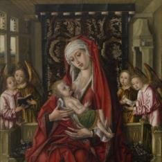 La Virgen de la Leche