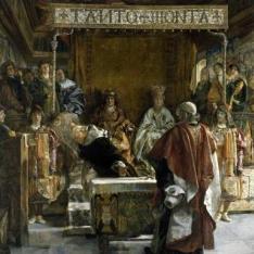 Expulsión de los judíos de España (año de 1492)