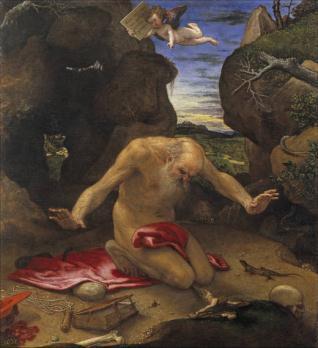 San Jerónimo penitente - Mis Museos