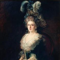 Doña María de la O Piscatori, marquesa de San Andrés